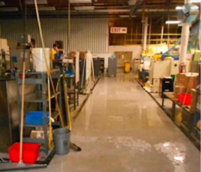 Commercial Water Damage – Wilmington