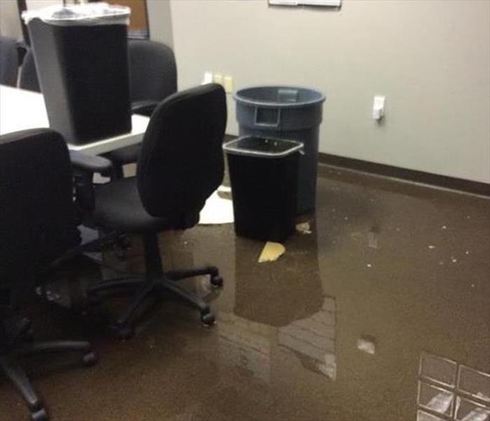 Office Flood Damage--Wilmington