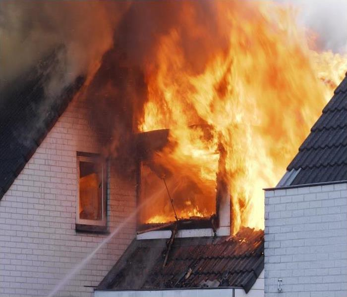 Fire Damage When A Fire Has Destroyed Your Home In Elizabethtown Call The Professionals At SERVPRO