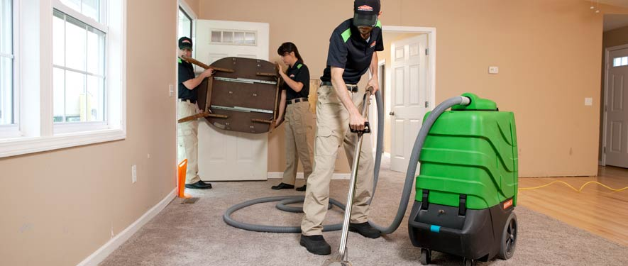 Wilmington, NC residential restoration cleaning